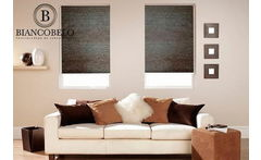 OUTLET - Cortinas Roller Fibra Natural - Cuponatic