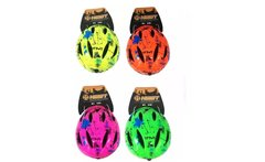 Cascos Protectores Heist Fluor Bici Roller Patin Skate - Linio
