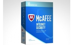 Antivirus mcafee internet security 2017 para 10 usuarios - Groupon