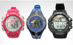 Relojes digitales dufour - Groupon