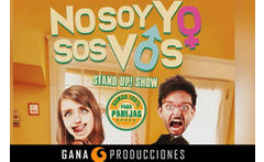 Paseo la Plaza: Stand up \