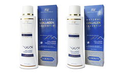 Shampoo + acondicionador natural collagen inventia 200 ml - Groupon
