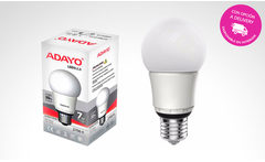 Lámpara Bulbo Led 7w Adayo - Groupon