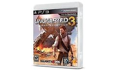 Sony Uncharted 3 PS3 - Falabella