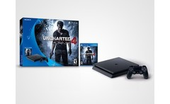 PlayStation 4 Slim 500GB y juego Uncharted 4 con despacho - LetsBonus