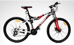 Bicicleta MTB Aro 26 X-Games con despacho - Groupon