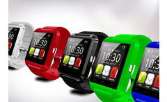 Pack 2 Smartwatch U8 para iPhone y Android, Color a Elección - Cuponatic