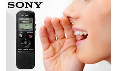 Grabador de Voz integrado con USb 4Gb Sony - Cuponatic