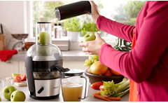 Extractor de jugos philips hr1863/06 - Groupon
