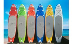 SUP, Stand Up Paddle Board inflable + accesorios, colores - Cuponatic