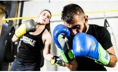 Desde $369 por 1 o 2 meses de pase libre a todas las disciplinas en Sparring Center By Everlast y Dojo Club - Groupon