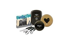 Kit My Lovely Kitchen 3 piezas + Cubiertos Ipanema Negro - Tramontina