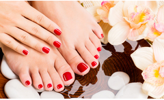 Spa de manos y pies - Groupon