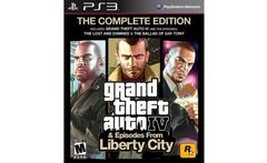 GTA IV COMPLETE EDITION PS3 Rockstar Games - Compumundo