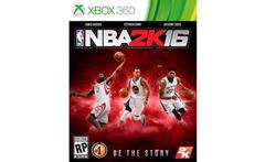 NBA 2K16 XBOX 360 Take 2 - Compumundo