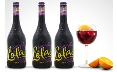 6 botellas de sangría lola de 750 ml - Groupon