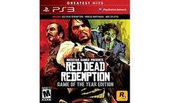 Red Dead Redemption Game Of The Year Edition Ps3 - Garbarino