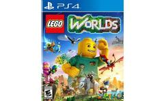 LEGO WORLDS PS4 WARNER BROS - Compumundo