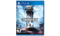 STAR WARS BATTLEFRONT PS4 Electronic Arts - Compumundo