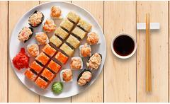 Promo sushi de 20 piezas en Tendo Retro Bar - Groupon