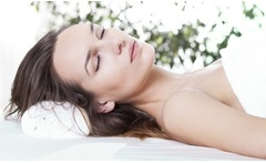 Desde $69 por 1, 2, 4 o 6 sesiones de camilla termomasajeadora con piedras de jade en Soul Esthetic Center Women and Men - Groupon