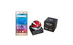 Lenovo Smartphone Vibe K5 Dorado Liberado + Powerbank Pokebola Magic 6,000 mAh - Falabella