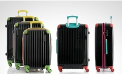 3 maletas Travel Collection Spinner Strong Ultralight en color a elección. Incluye despacho - Groupon