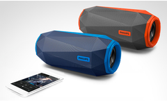 Parlante bluetooth outdoor philips sb500 en color a elección - Groupon