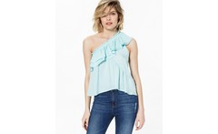 Top one shoulder - desiderata - Dressit