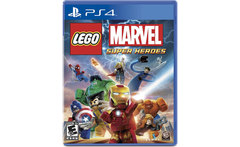 PS4 LEGO Marvel Super Heroes - Avenida