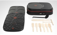 Crepe Party 3 en 1 marca Tefal. Incluye despacho - Groupon