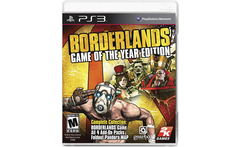 Borderlands Game of the Year Edition para PS3 - Avenida