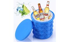 Pack 5 Contenedores Hielo Ice Cube Maker Genie Botellas - Linio