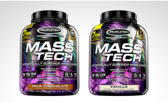 Mass tech perform 7 lb marca muscletech sabor a elección - Groupon