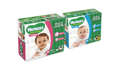 Pañales huggies active sec - Groupon