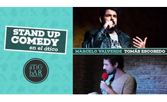 Stand Up Comedy en Ático Bar Comedy Club - Atrapalo