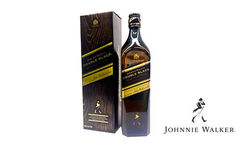 Whisky Johnnie Walker Double Black de 750 ml ¡Retirá sin reserva previa! - Cuponica