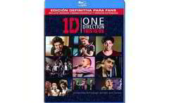 Blu-Ray Sony Asi Somos One Direction - Comparacity