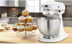 Batidora Stand Mixer Classic marca Kitchenaid. Incluye despacho - Groupon