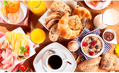 Brunch para 2 o 4 personas hasta 54% off - Groupon