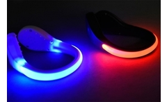 Pack de 2 clip led para zapatillas marca lumi - Groupon
