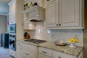 appliances in a kitchen