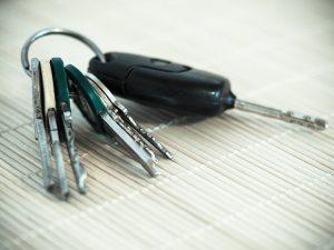 car keys in kitsilano