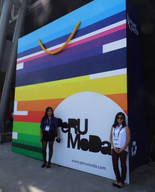 Mujer Activa se hizo presente en el evento más importante de este rubro el Perú Moda