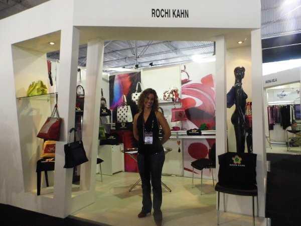 Diseñadora Rochi Kahn