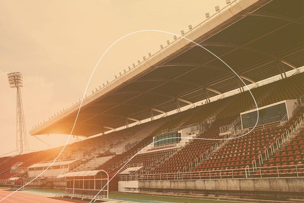 Arenas e estádios