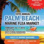 10th Annual Palm Beach Marine Flea Market 2020