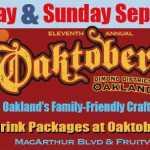 11th Annual Oaktoberfest 2021
