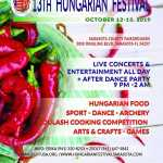 13th Annual Hungarian Festival 2020