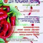 13th Annual Hungarian Festival 2019